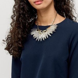 NWT Ted Baker Flare Burst necklace